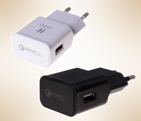 Hedo Travel Charger