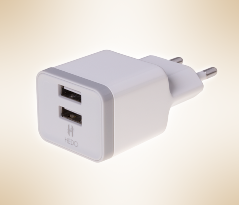 Hedo Travel Adapter 1.2A