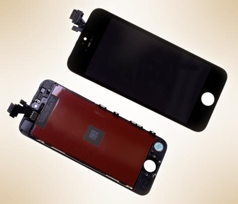 LCD iPhone 5 black